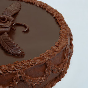 Chocolate cake by Miranda Legović - Food & Drink Candy & Dessert (  )