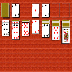 Card game (Klondike/Solitaire)