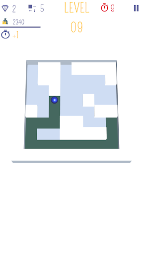 Mazze: A Maze Tile Painting Adventure screenshot 7