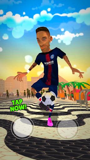 PSG Football Freestyle 0.5.1 androidappsheaven.com 2