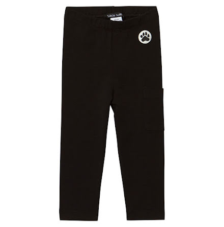 Little LuWi Black Leggings