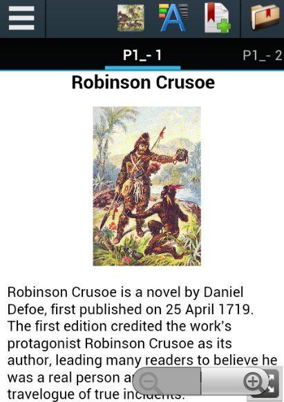Robinson Crusoe writer