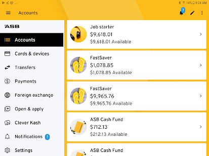 ASB Mobile Banking - Apps on Google Play