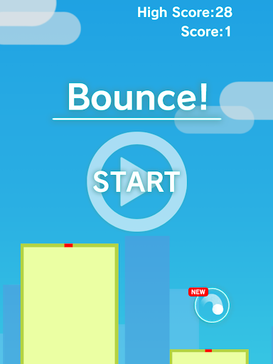 Let's Bounce! - screenshot