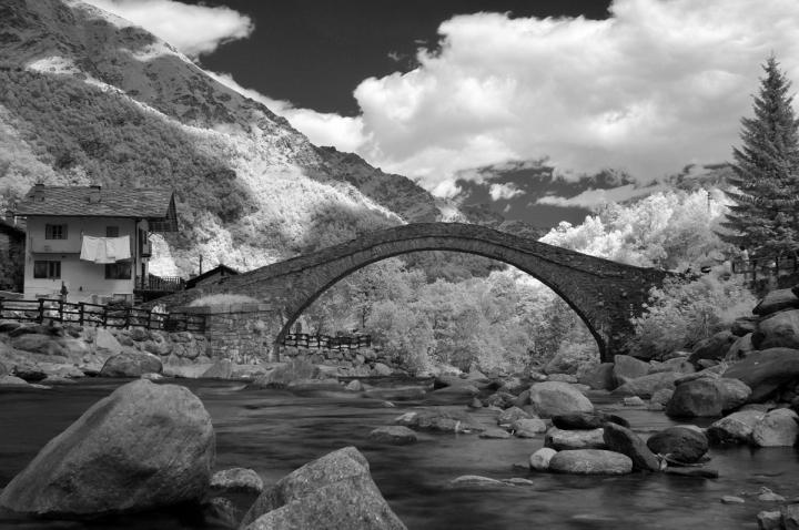 Ponte magico di Federico Faletto