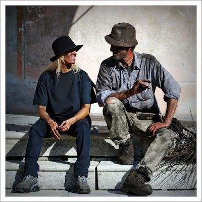 Cappelli che si attraggono... di Gaudi