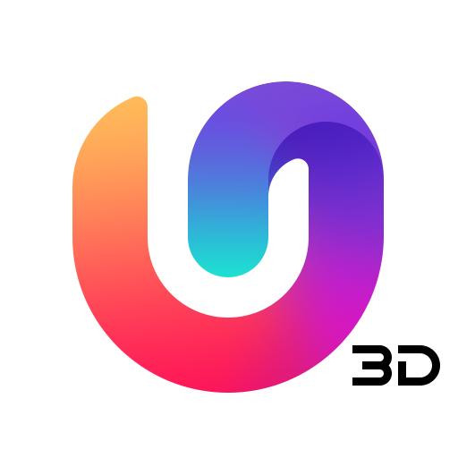 U Launcher 3D – Customize Cool HD Wallpaper&Themes