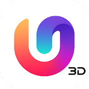 App U Launcher 3D –Customization, Interface, Launching APK for Windows Phone