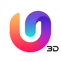 u launcher 3d live wallpaper free themes speedの評価 口コミ