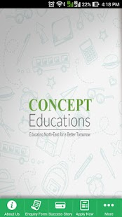 Concept Educations- screenshot thumbnail