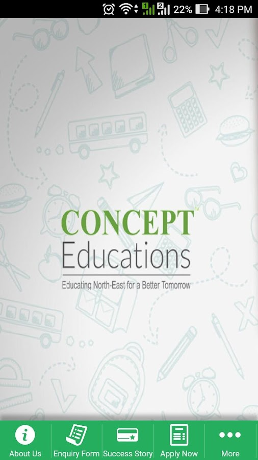 Concept Educations- screenshot