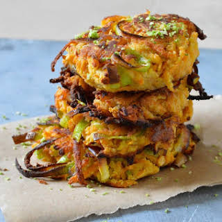 Sweet Potato Fritters Healthy Recipes.
