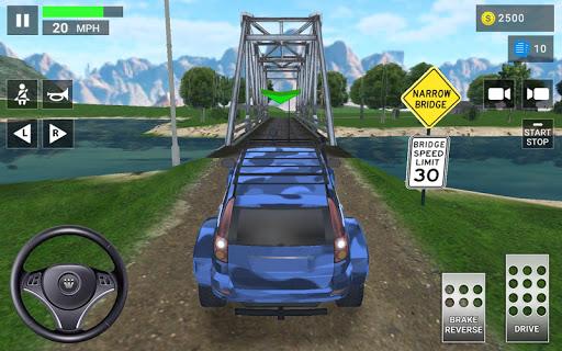 Code Triche Auto Ecole: Jeux de Conduite & Parking de Voiture apk mod screenshots 5