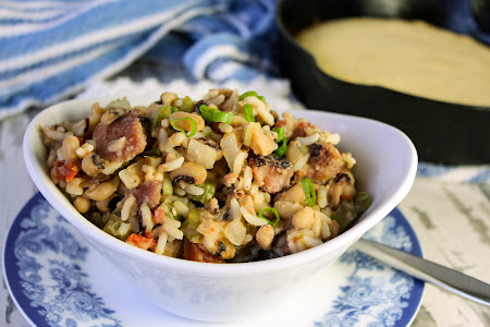 Hoppin' John a New Year Tradition - Dee Dee's Recipe