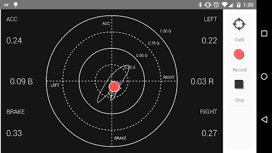 Car G Force Meter Android Apps On Google Play