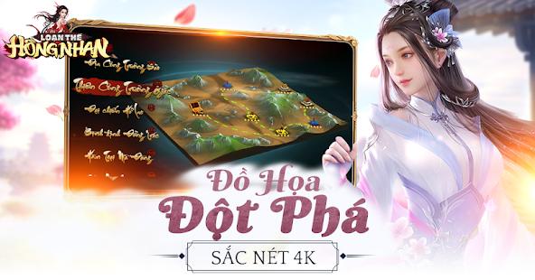 Game Loạn Thế Hồng Nhan APK for Windows Phone
