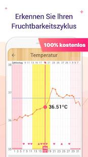 Beste Menstruations App