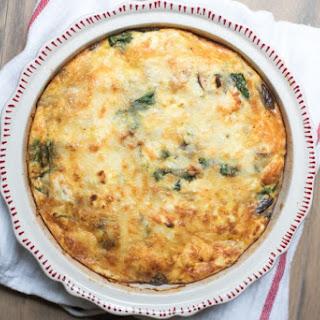 Crustless Quiche With Flour Recipes.