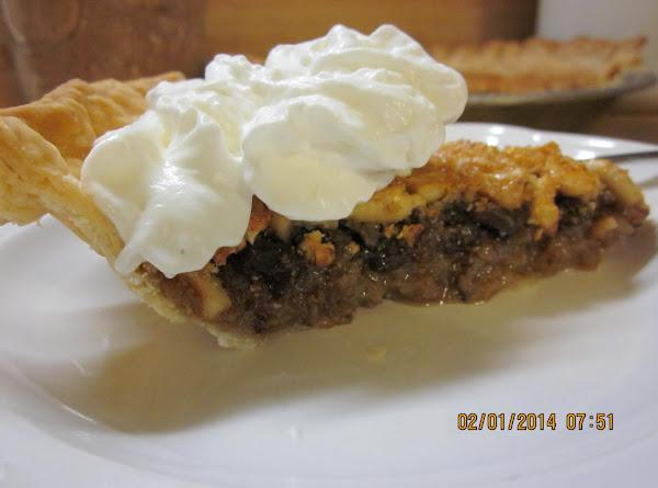 Cashew Pie With Chocolate Recipe