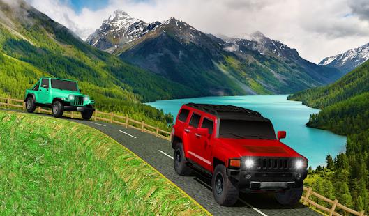 Offroad Legend Jeep Wrangler-Master Driving Games - náhled