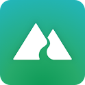 ViewRanger - Hiking Trails & Bike Rides icon