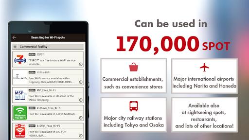 Japan Connected-free Wi-Fi 1.35.0 PC u7528 2