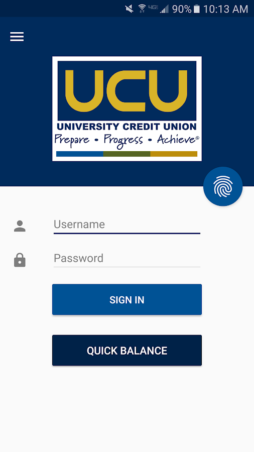 UCU Mobile Finance Manager- screenshot