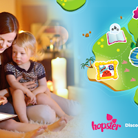 Hopster's Discovery Learning Map All about me, my family & friends