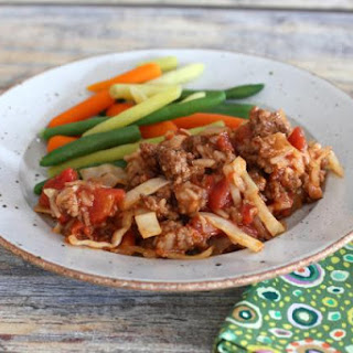 Easy Unstuffed Cabbage Skillet Dinner