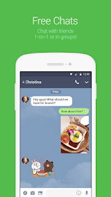 LINE: Free Calls & Messages Apk Download Free for PC, smart TV
