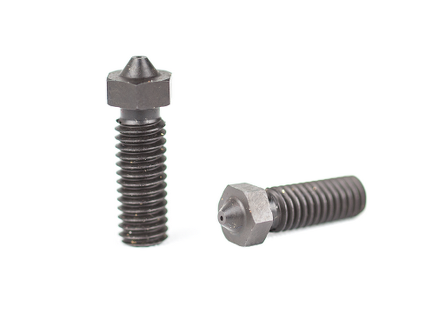 CLEARANCE - E3D Volcano Nozzle - Hardened Steel - 3.00mm x 1.20mm