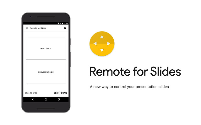 Remote For Slides