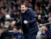Frank Lampard réagit à son licenciement de Chelsea