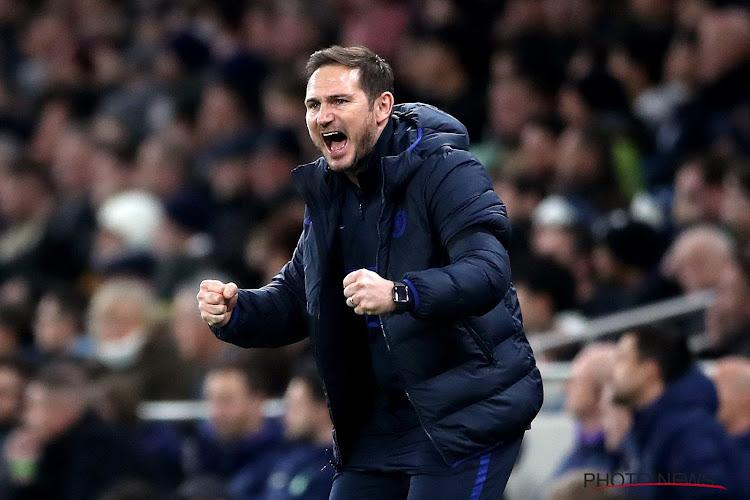Positie van Lampard niet te houden bij Chelsea: Al vijf kandidaten om hem op te volgen