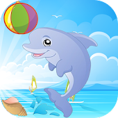 dolphin shows - pool games