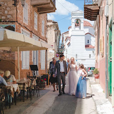 Wedding photographer Yannis K (elgreko). Photo of 17.08.2018