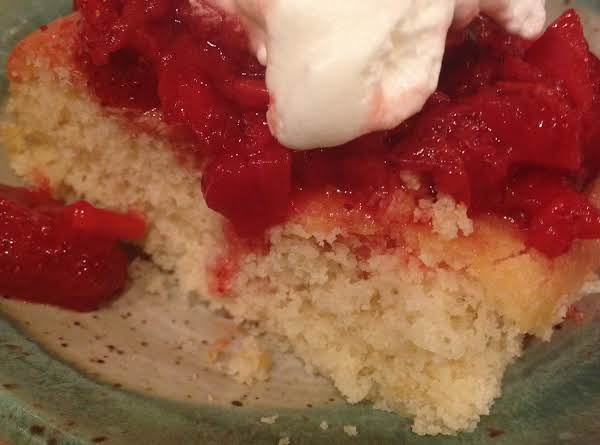 Strawberry Shortcake By Granny Recipe