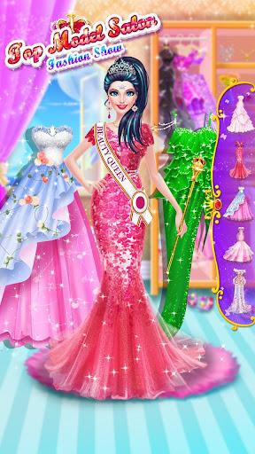 ud83dudc69ud83dudc60Top Model Salon - Beauty Contest Makeover 3.1.5017 screenshots 12