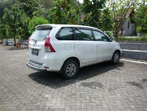 Photo: půjčené auto z Avisu