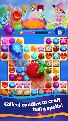 android Crafty Candy Screenshot 10