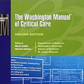 Wash Mnl of Critical Care