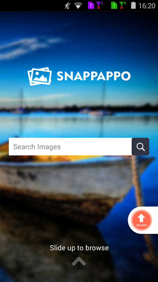 Snappappo - Sell Your Images- screenshot