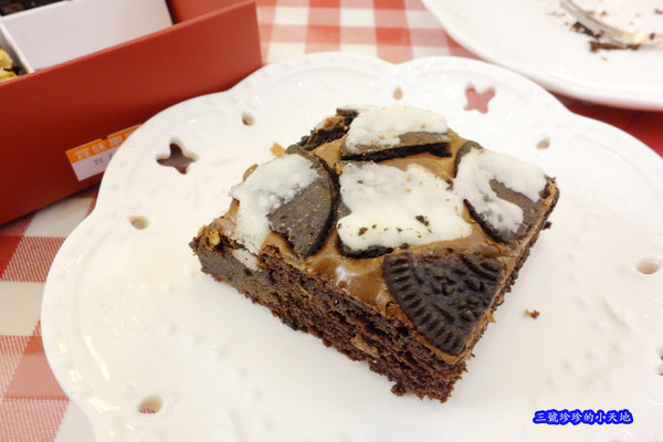 coco Brownies