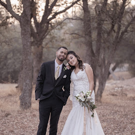 by Sarah Hart - Wedding Bride & Groom