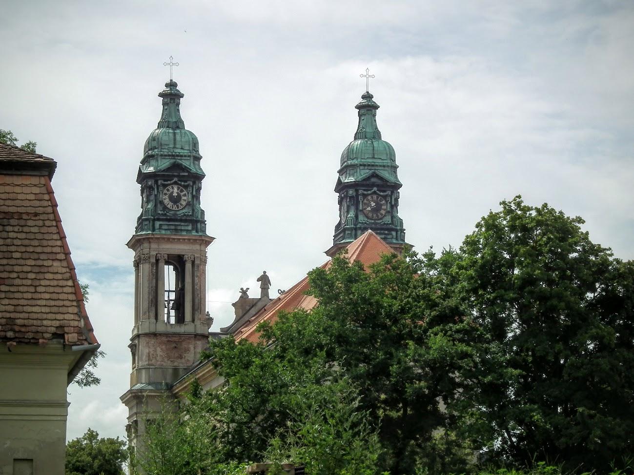 Szent István vértanú rk. plébániatemplom