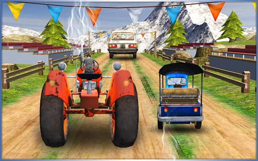 Old Classic Car Race Simulator apktram screenshots 4