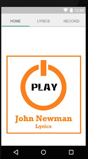 John Newman Lyrics