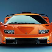 Wallpaper Lamborghini Diablo