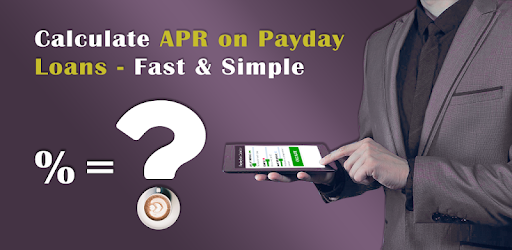 This calculator calculates annual percentage rate (APR) for payday loans.