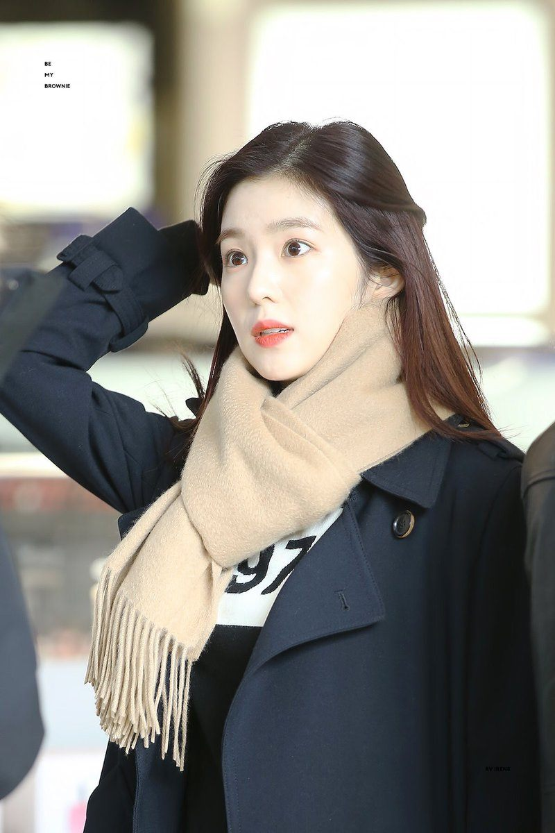 Heres How Red Velvet Irene Looks Without Any Makeup On Koreaboo